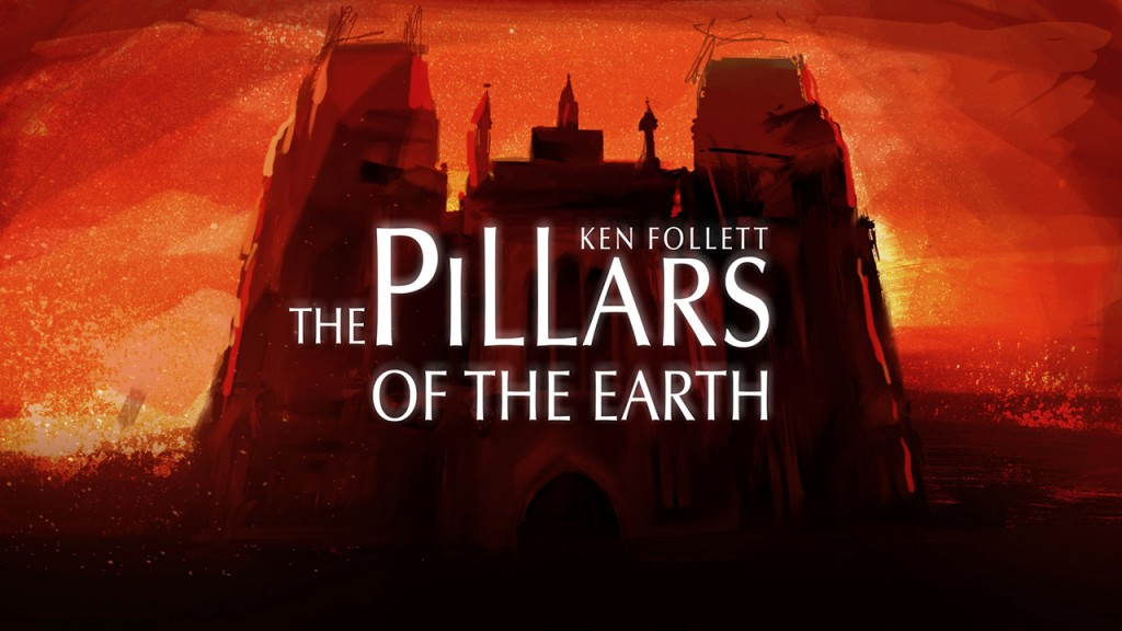 """THE PILLARS OF THE EARTH"" - Opening title"