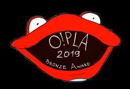 bronze award